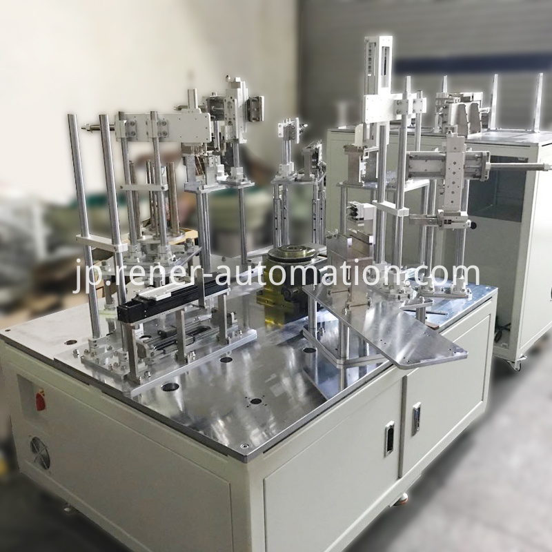 Automated Assembly Machine